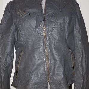 Kut From The Kloth Leather Jacket